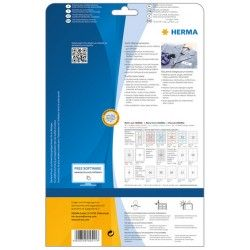 Etykiety 4511 materiałowe samoprzylepne, 63,5 x 29,6mm