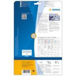 Etykiety 4512 materiałowe samoprzylepne, 63,5 x 29,6 mm