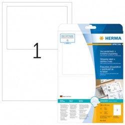 Etykiety adresowe 8316 - A4...