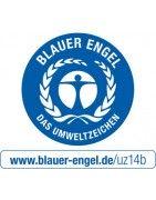 Etykiety ekologiczne z certyfikatem Blue Angel